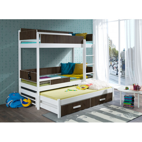 Lovely High Sleeper Alta 5s With Bed Trundle Bad