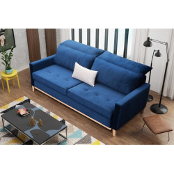 Corner sofa bed Orion with storage and sleeping function 213cm 6'11''