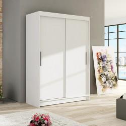 Modern Wardrobe Marina 1 with sliding doors (120cm)