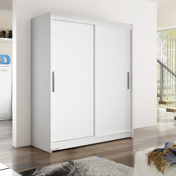Modern Wardrobe Wendy 1 with sliding doors (150cm)