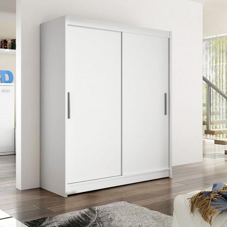 Modern Wardrobe Wendy 1 with sliding doors (150cm)