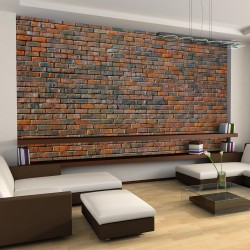 XXL wallpaper  Brick wall