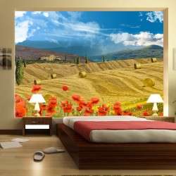 Wallpaper  Autumn landscape