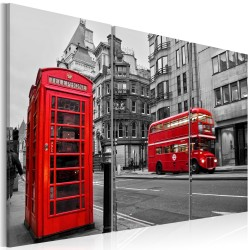Canvas Print  London life