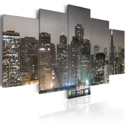 Canvas Print  If youre going to San Francisco