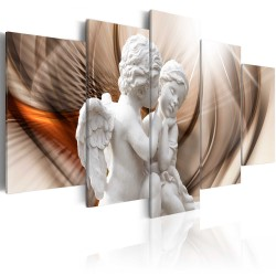 Canvas Print  Angelic Duet