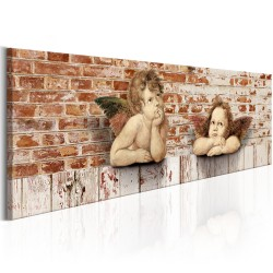 Canvas Print  Angels Relaxation
