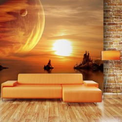 Wallpaper  Fantasy sunset
