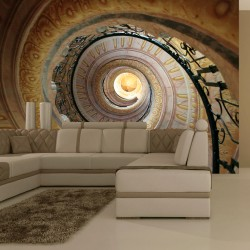 Wallpaper  Decorative spiral stairs
