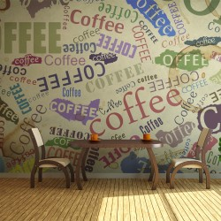 Wallpaper  The fragrance of coffee