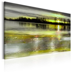 Canvas Print  Quiet Lake