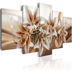 Canvas Print  Brown Graces