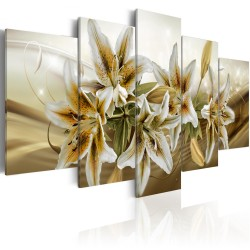 Canvas Print  Desert Bouquet