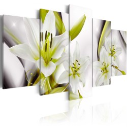 Canvas Print  Royal Flower
