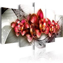 Canvas Print  Empire of the Orchid