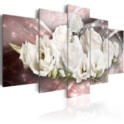 Canvas Print  Romantic Bouquet
