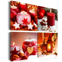Canvas Print  Christmas Time