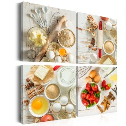 Canvas Print  Sweet Kitchen