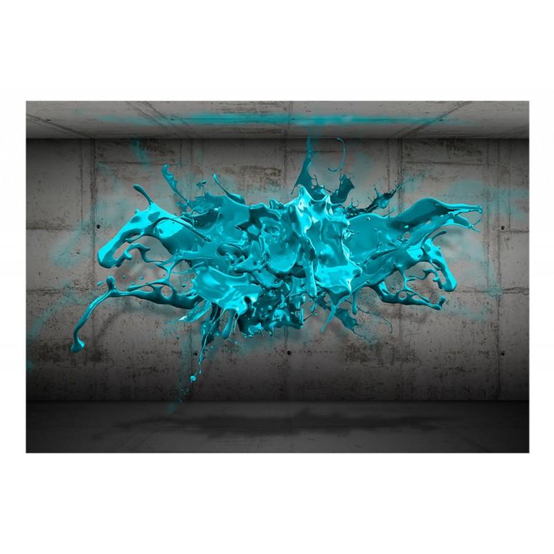 Wallpaper - Azalea (blue) - Alter GM