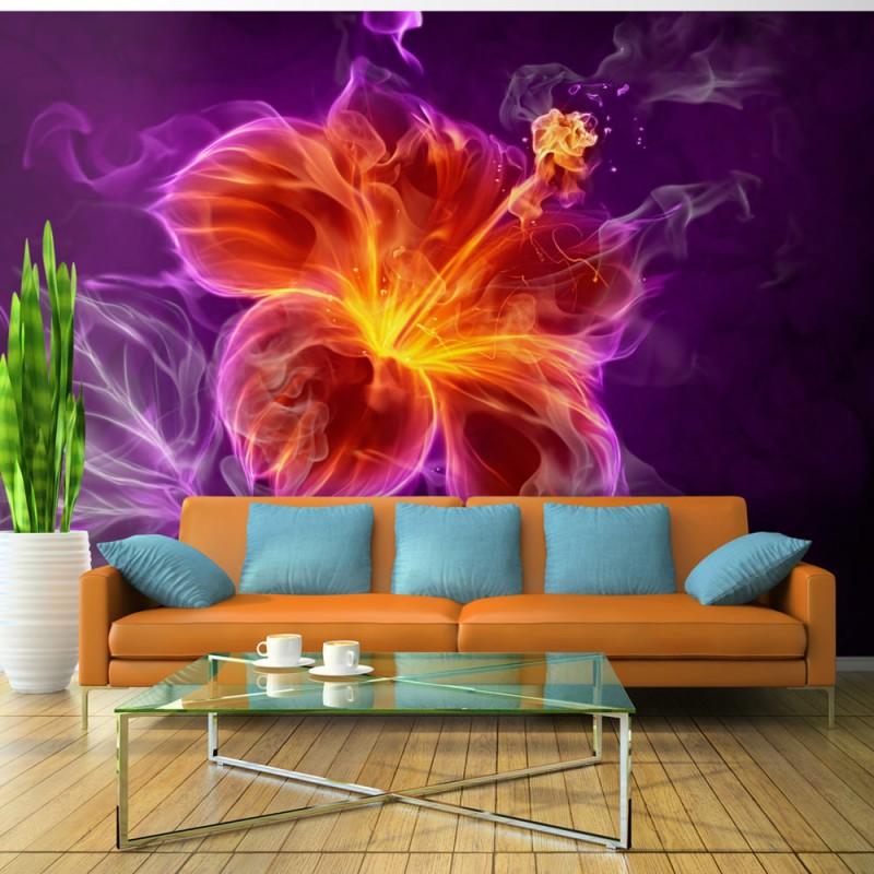 Wallpaper - Fiery butterfly - Alter GM