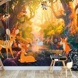 Wallpaper  Animals in the Forest