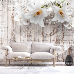 Wallpaper  Parisian Lilies