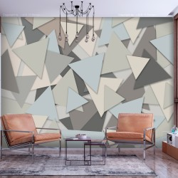 Wallpaper  Geometric Puzzle