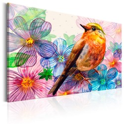 Canvas Print  Nightingales Song