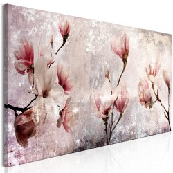 Canvas Print  Magnolia Charm (1 Part) Narrow