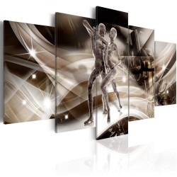 Canvas Print  Galaxy of Dance