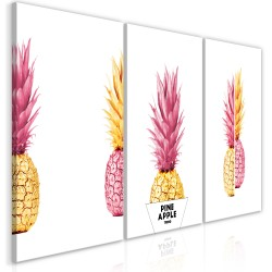 Canvas Print  Pineapples (Collection)