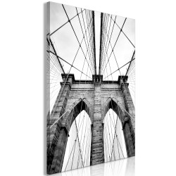 Canvas Print  Architectural Details (1 Part) Vertical