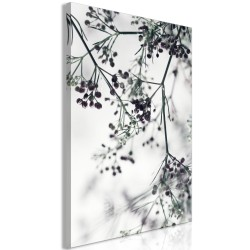 Canvas Print  Blooming Twigs (1 Part) Vertical