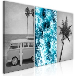 Canvas Print  Holiday Memories (3 Parts)