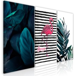 Canvas Print  Call of Nature (3 Parts)