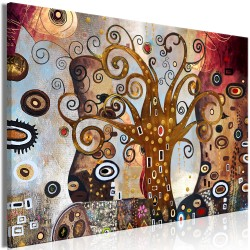 Canvas Print  Joy of Life (1 Part) Wide