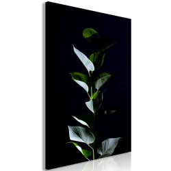 Canvas Print  In the Moonlight (1 Part) Vertical