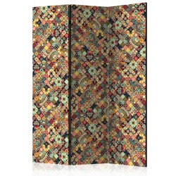 Room Divider  Rainbow Mosaic [Room Dividers]