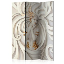 Room Divider  Goddess In Gold [Room Dividers]