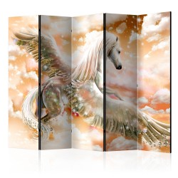 Room Divider  Pegasus (Orange) II [Room Dividers]