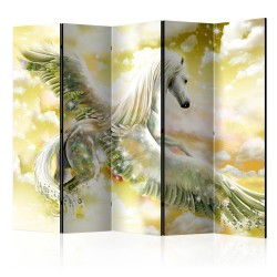 Room Divider  Pegasus (Yellow) II [Room Dividers]