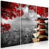 Canvas Print - Japanese Adventure (3 Parts)