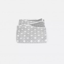 Weighted Blanket Grey Stars
