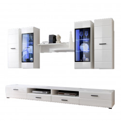 Wall Unit LAURA Entertainment TV Stand FAST DELIVERY