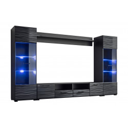 Wall Unit MONACO Entertainment TV Stand FAST DELIVERY