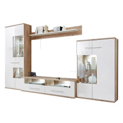 Wall Unit SAM Entertainment TV Stand FAST DELIVERY